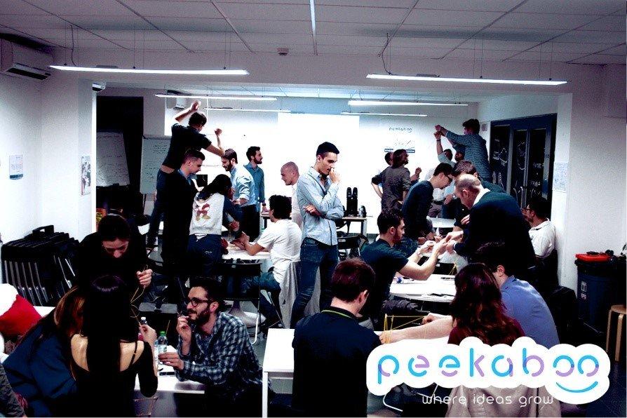 Peekaboo - Open Innovation and Startup Community