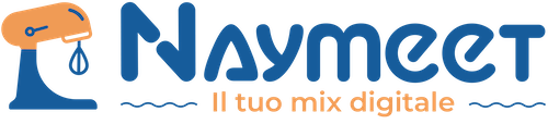 Logo esteso positivo - Naymeet - Il tuo mix digitale - Digital marketingLogo esteso positivo - Naymeet - Il tuo mix digitale - Digital marketing