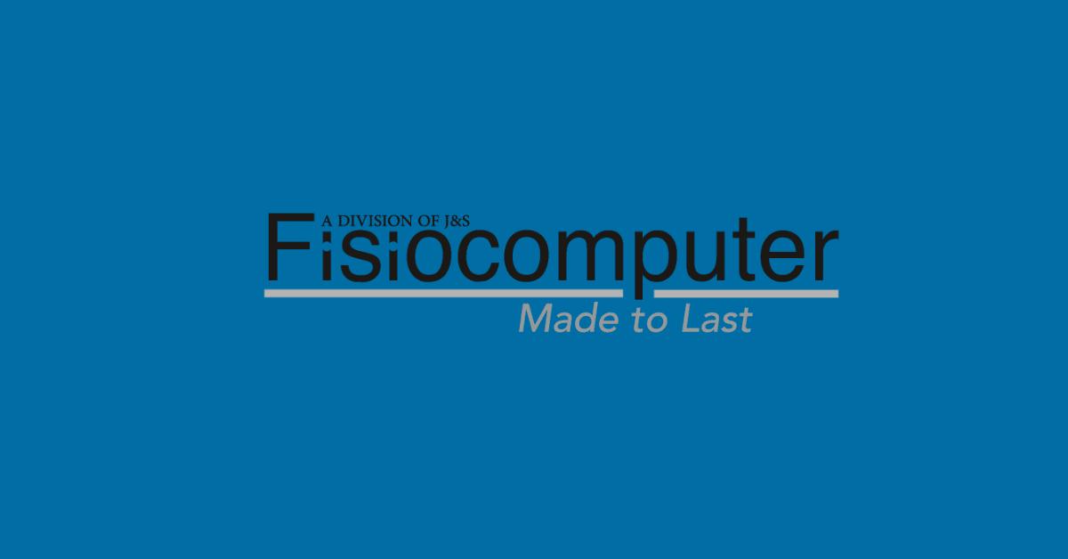 Fisiocomputer - Elettromedicali per Fisioterapia - Logo - Banner - Naymeet - Digital Marketing