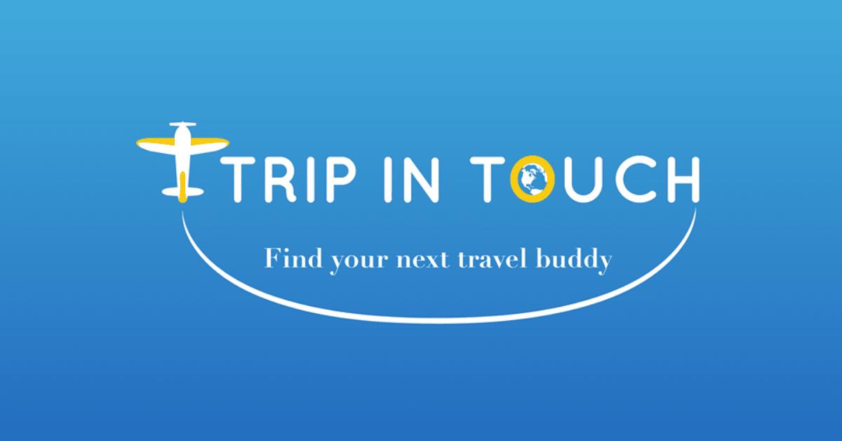 Trip in Touch - Trova il Compagno di Viaggio Ideale - Compagni di Viaggio - Viaggi - Viaggiatori - App - Cover - Banner - Logo - Naymeet - Digital Marketing